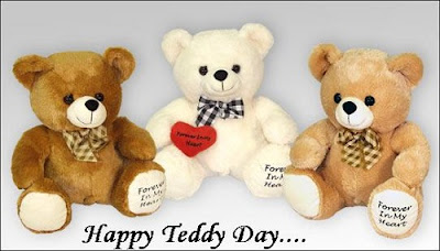 Forever in my heart happy teddy day - Happy Valentines Day Hd Images | Pictures Photos | Wallpapers | Pics