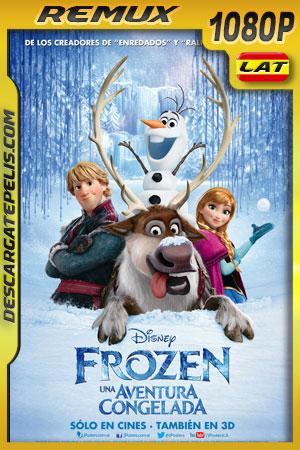 Frozen: Una aventura congelada (2013) 1080p BDRemux Latino – Ingles