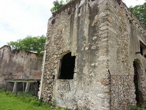 Yabucú, Canicab haciendas y comisarias de Acanceh
