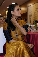 Dia Mirza Attends Power Women Seminar To Celete Womens Day 037.JPG