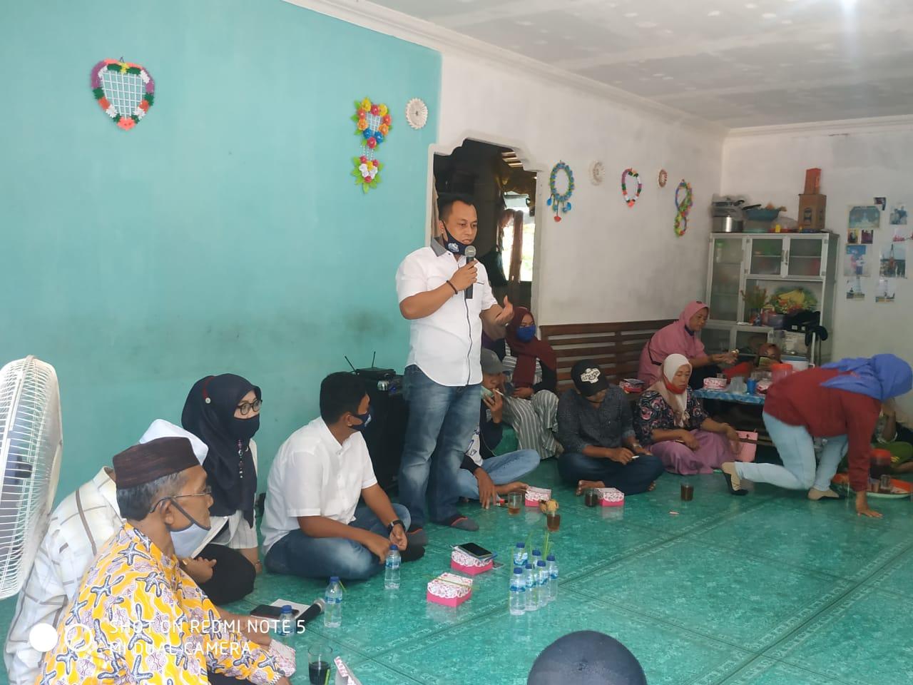 Ini Lima  Pesan Nizar Kepada Tim dan Relawannya Yang Disampaikan Saat Kampanye Terbatas