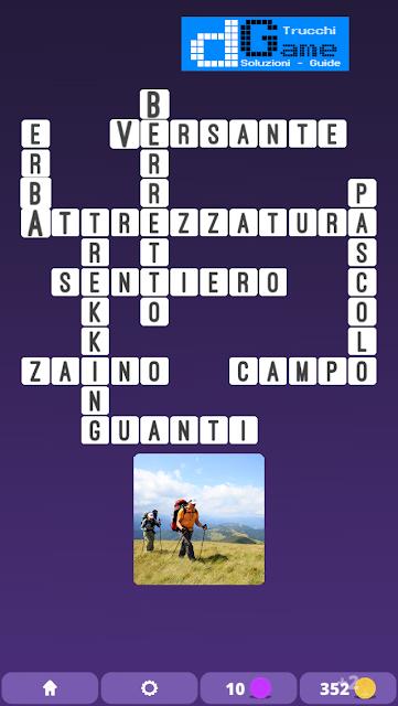 Soluzioni One Clue Crossword livello 4 schemi 14 (Cruciverba illustrato)  | Parole e foto