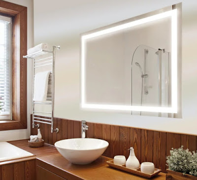 Mirror Zone Lighting For Bathroom Ideas