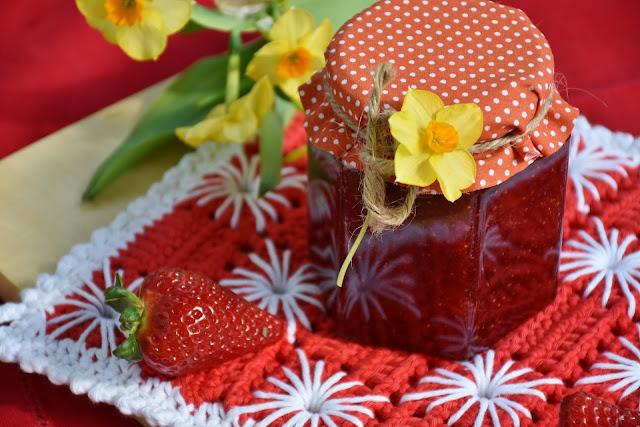 confiture-de-fraises