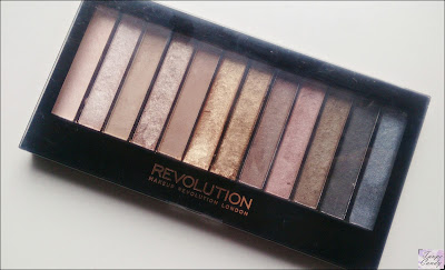 Makeup Revolution Iconic 1 palette, Iconic 1 paleta