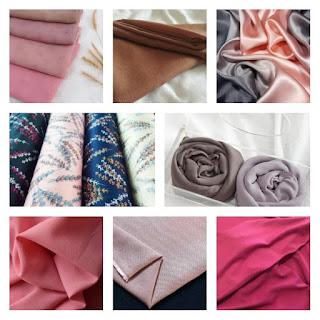 bahan hijab yang bagus hijab yang nyaman untuk lebaran