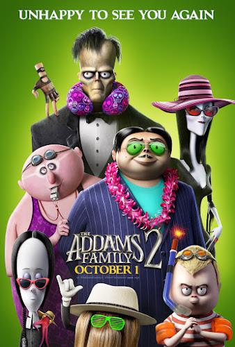 The Addams Family 2 (Web-DL 720p Dual Latino / Ingles) (2021)