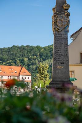 Malerweg Etappe 7 | Von Kurort Gohrisch bis Weißig | Wandern Sächsische Schweiz | Pfaffenstein – Festung Königstein 23