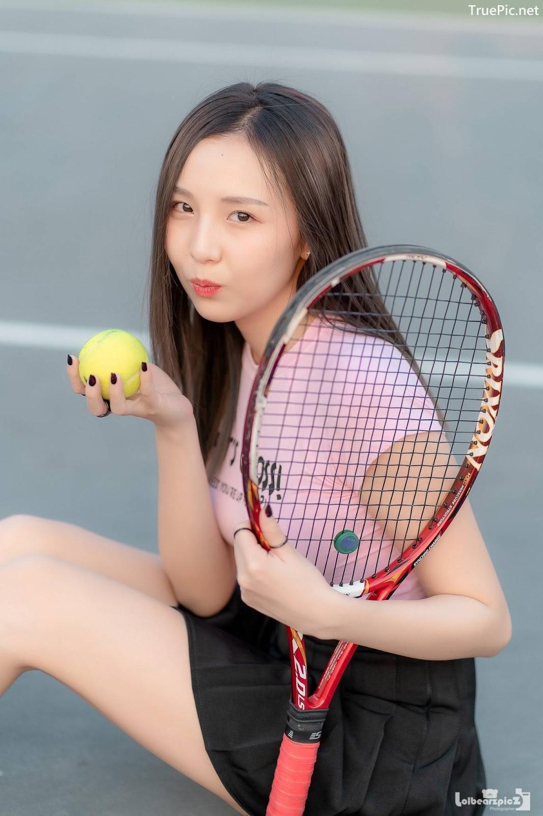 Image Thailand Model - Pattanan Truengjitrarat - Cute Sports Girl - TruePic.net - Picture-5