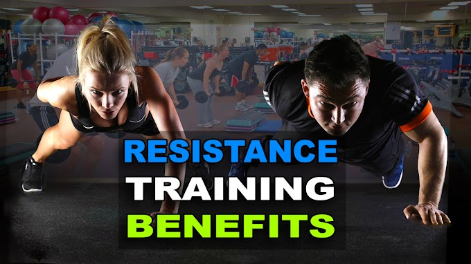 Resistance training benefits