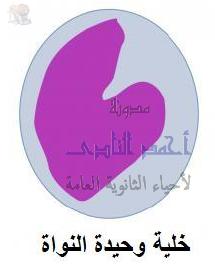 تركيب الجهاز المناعى -الخلايا البيضاء الأخرى-الصارية أو البدينة
