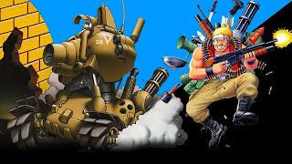 تحميل لعبة الحرب Metal Slug 5 للاندرويد (بدون فك الضغط)
