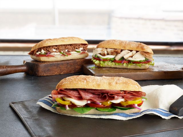 subway bakes ciabatta for