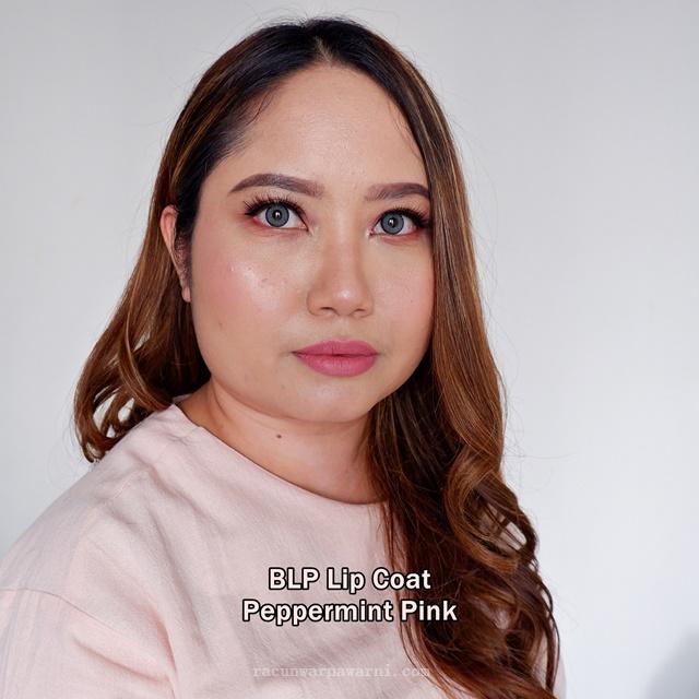 BLP Lip Coat - Peppermint Pink