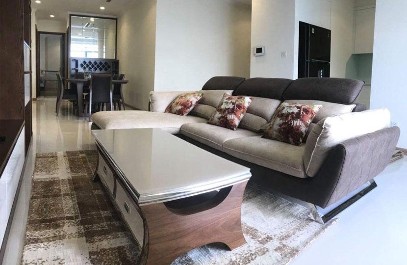 Cho thuê căn hộ Vinhomes 4 phòng ngủ Landmark 1