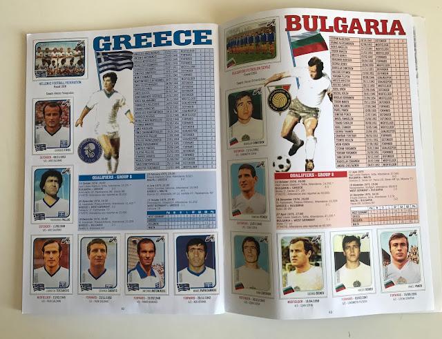 Figurine Grecia Euro 76