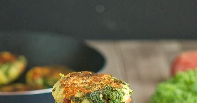 The Iron You: Bacon, Mashed Potato and Kale Cakes