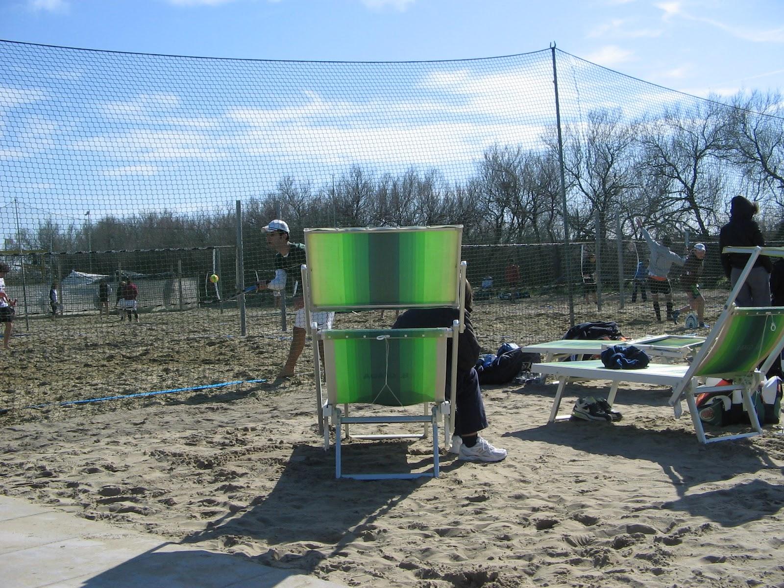 Beach tennis ravenna pasquetta al bagno giada lido - Bagno corallo lido adriano ...