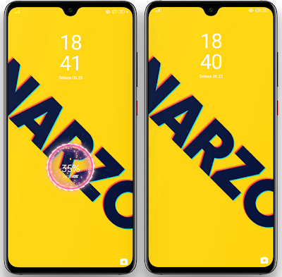 Free Themes Realme Narzo UI for All ColorOS