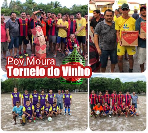 ANAPURUS | Tradicional Torneio do Vinho é Realizado no Povoado Moura.