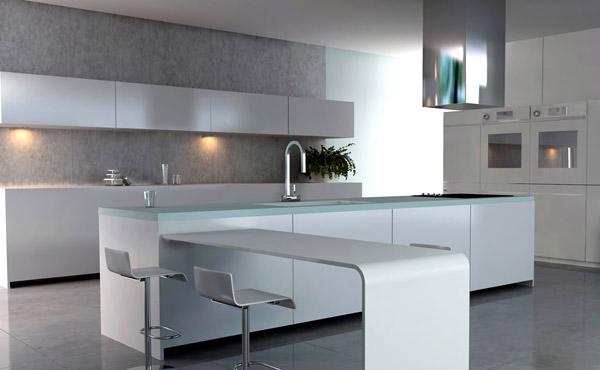 minimalist kitchen set for your family. Black Bedroom Furniture Sets. Home Design Ideas