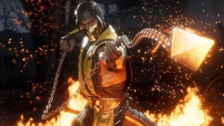 Experto en kunai con cadena intenta replicar las técnicas prohibidas de Scorpion de Mortal Kombat y es brutal