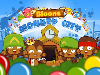 Bloons Monkey City Apk v1.11.3 (Mod Money)