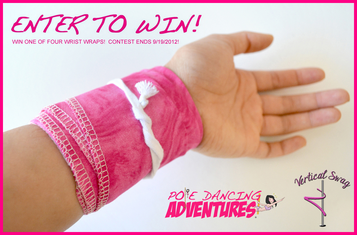 Vertical Swag Wrist Wrap Giveaway!