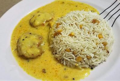 pakodakadhirecipe, khichdi recipe by thehoggerz
