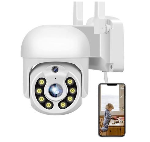 Tuyaguard Outdoor Wireless Night Vision Security Cameras