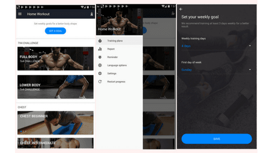 Best Fitness Apps for Android to Get Healthy 2019 - Appy Android
