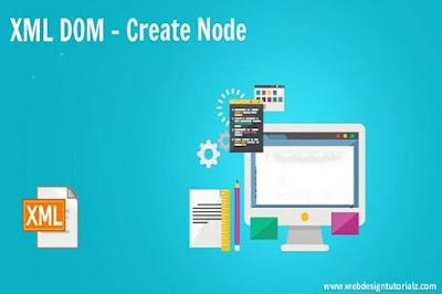 XML DOM - Create Node