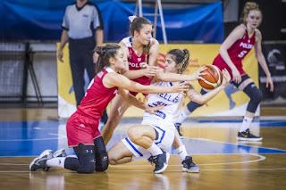 Μεγάλη νίκη των κορασίδων με Πολωνία και φοβερή ανατροπή 68-56 (από 42-52 στο 30΄)