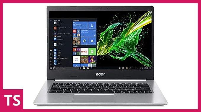 Acer Aspire 5 A514-52G laptop under Rs 60,000. (Image credit: Acer)