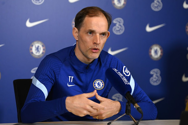 Thomas Tuchel drops strong message ahead of FA Cup final against Leicester City.