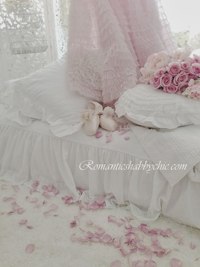 When Shabby Loves Chic Deco Un Interieur Boheme: Romantik Evim ~Romantik Ev