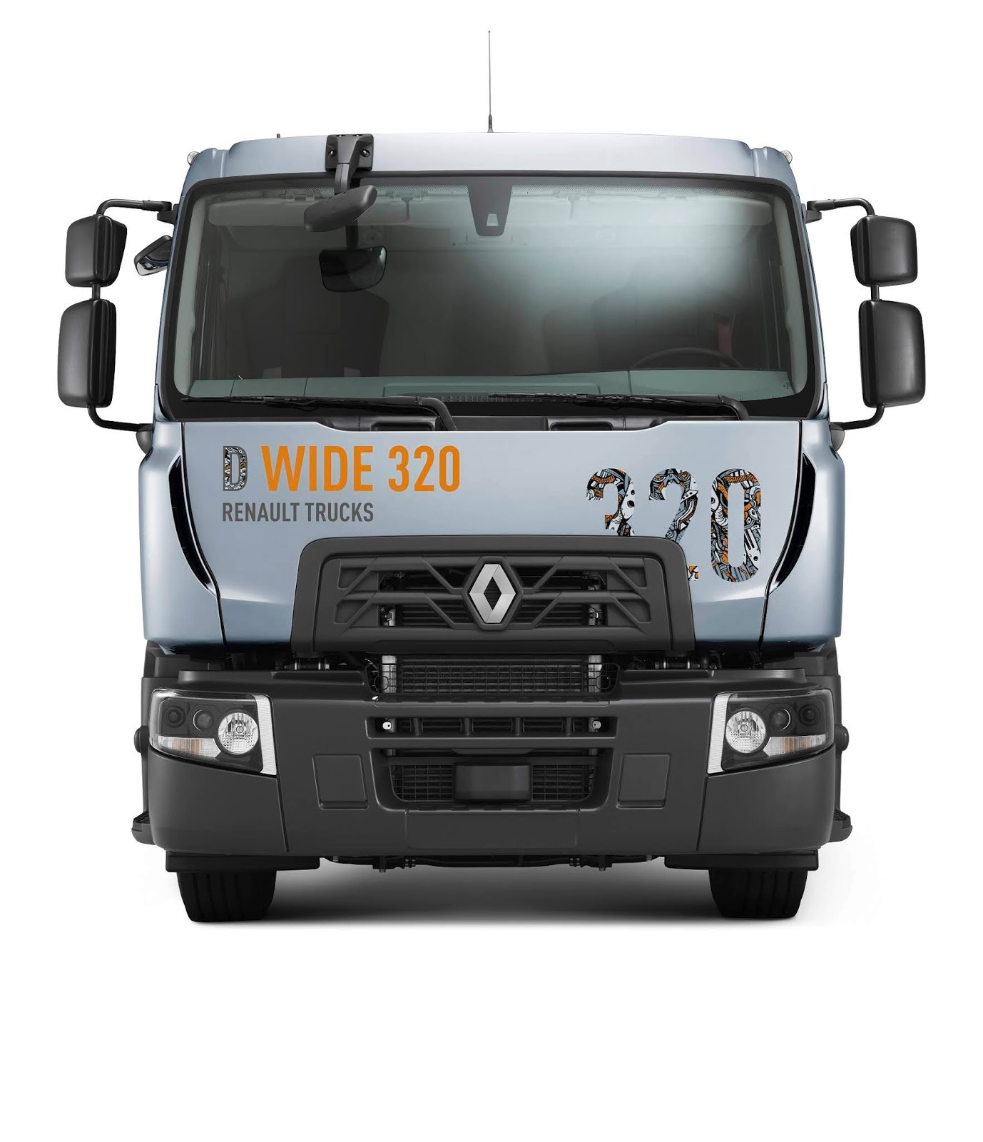 Renault Trucks: Renault Trucks D And D Wide Model Year 2020: A New Working