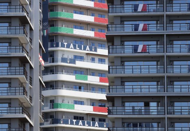 Tokyo 2021: sei atleti e sette dirigenti italiani in isolamento fiduciario