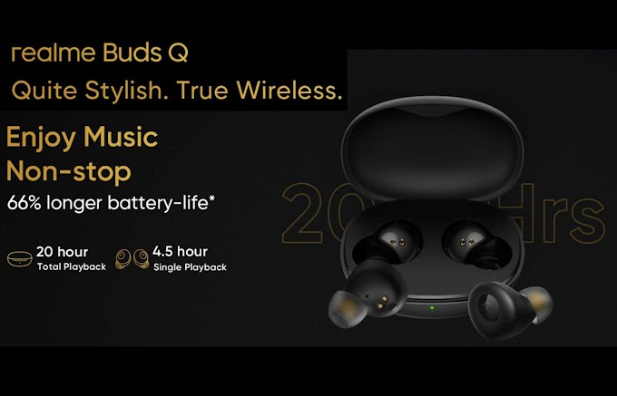 Realme EarBuds Q full specification