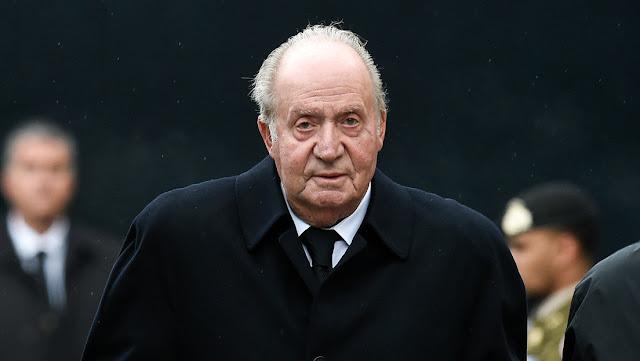 El rey Juan Carlos comunica a su hijo su decisión de abandonar España