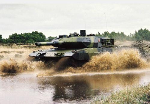 Tank tempur utama