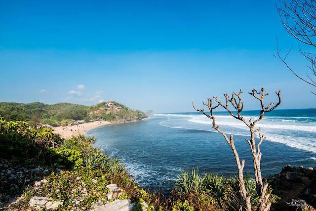 pantai ngandong jogja