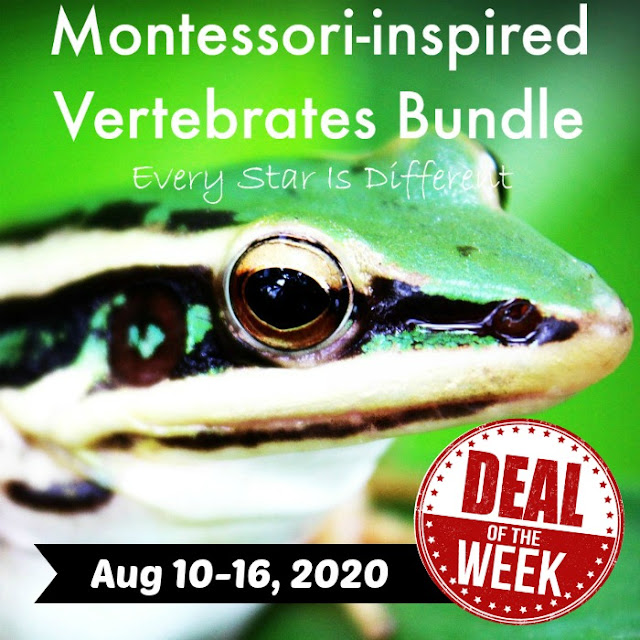 Deal of the Week: Vertebrates Bundle