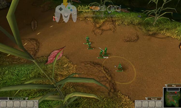 تحميل لعبة الجيش الأخضر