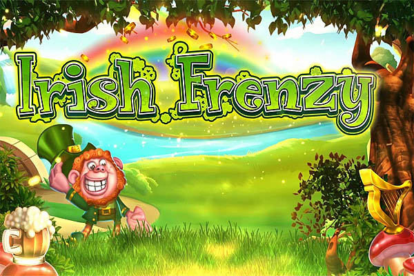 Main Gratis Slot Irish Frenzy (Blueprint Gaming)