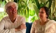 Kritika Kamra parents
