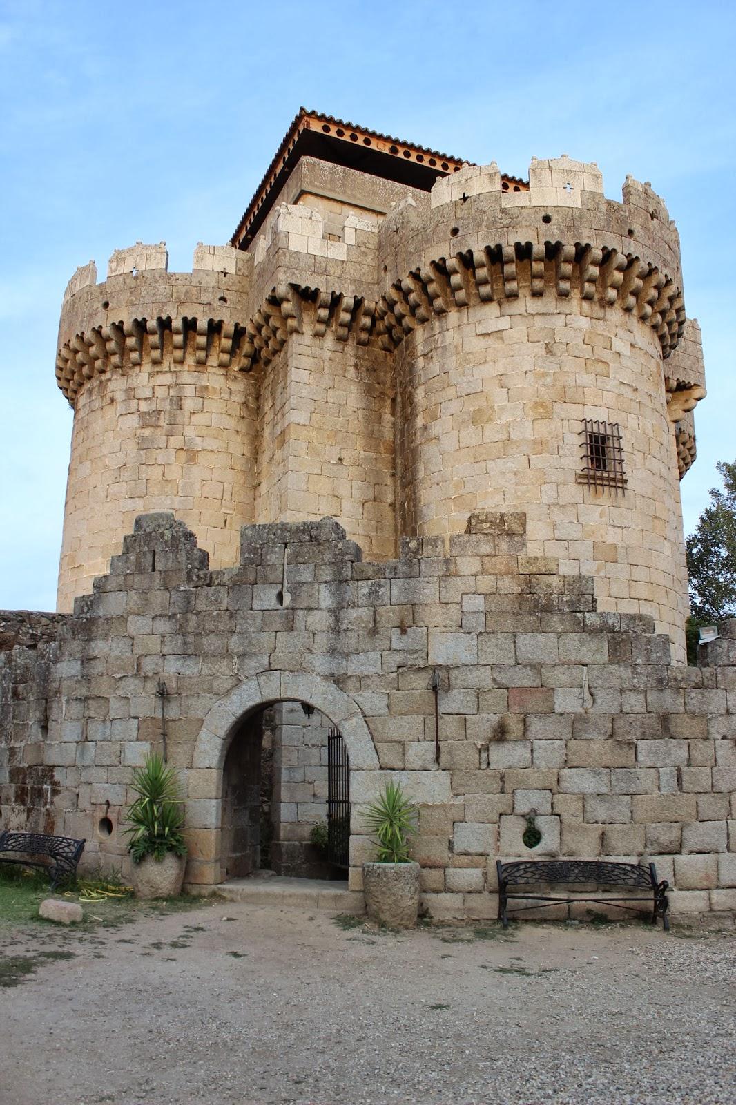 Castillo de Granadilla (Extremadura)