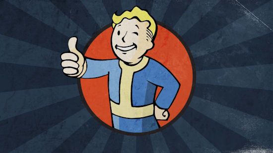 Fallout - Vault Boy - Ultra HD 4k 2160p