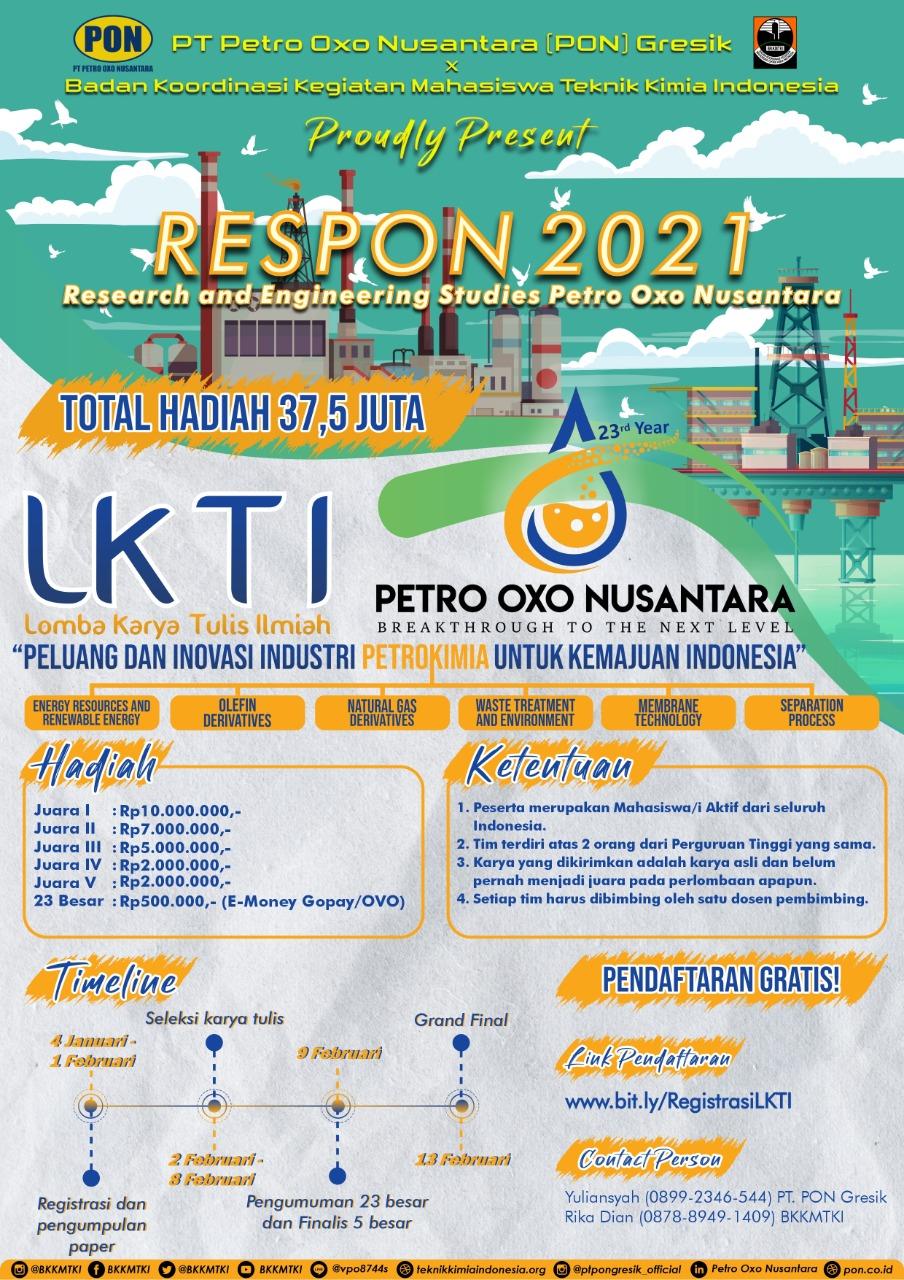 LKTI RESPON 2021