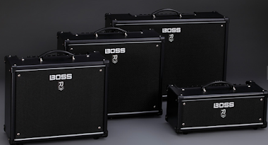 Boss Meluncurkan Amplifier Katana MK 2